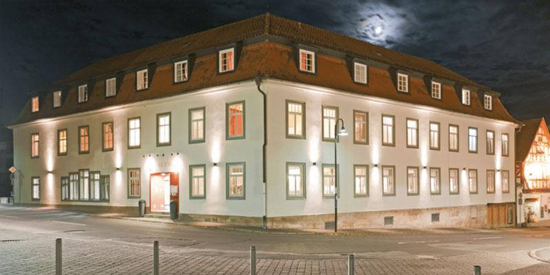 Gebäude Rhöner Botschaft