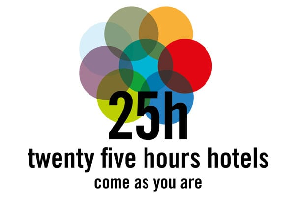 25hours Hotel Logo